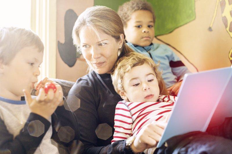 Au-pair: Babysitten mit Familienanschluss
