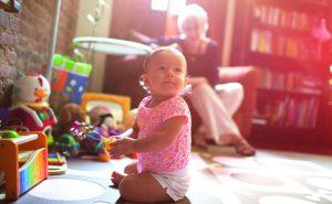 Babys Entwicklung im ersten Lebensjahr