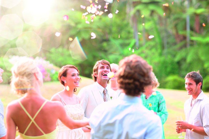 Eine Hochzeit will gut geplant sein