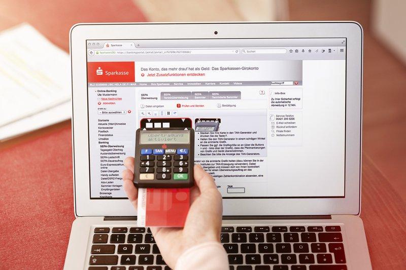 sparkasse mst online banking