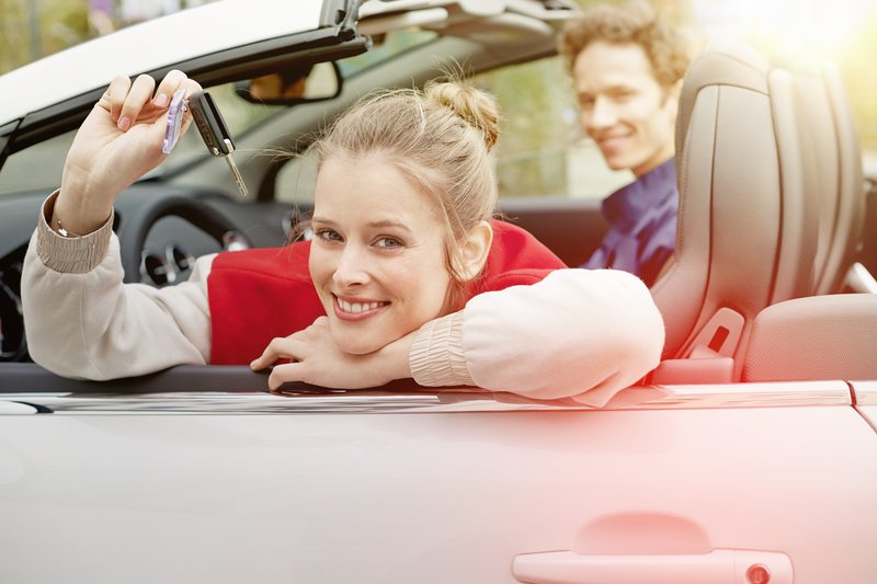 Der Führerschein: Endlich selbst ein Auto fahren