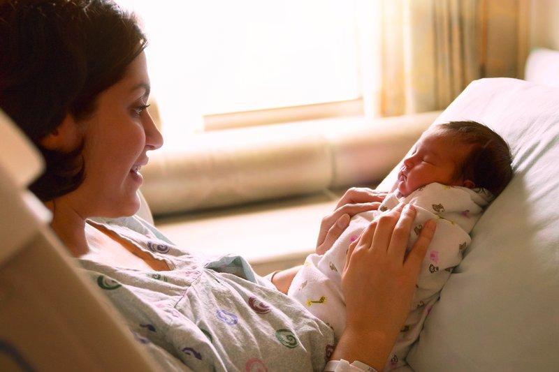 Die Geburt: Das erwartet Sie bei der Entbindung