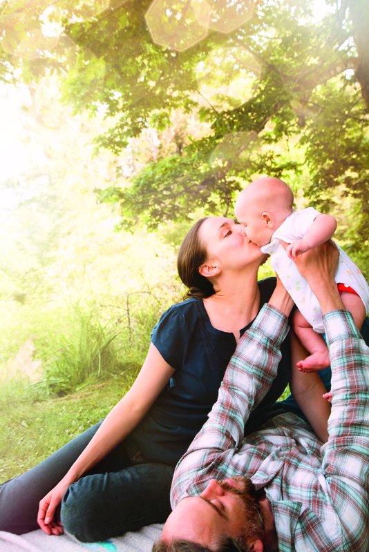 Elterngeld: Zeit für Ihre Familie