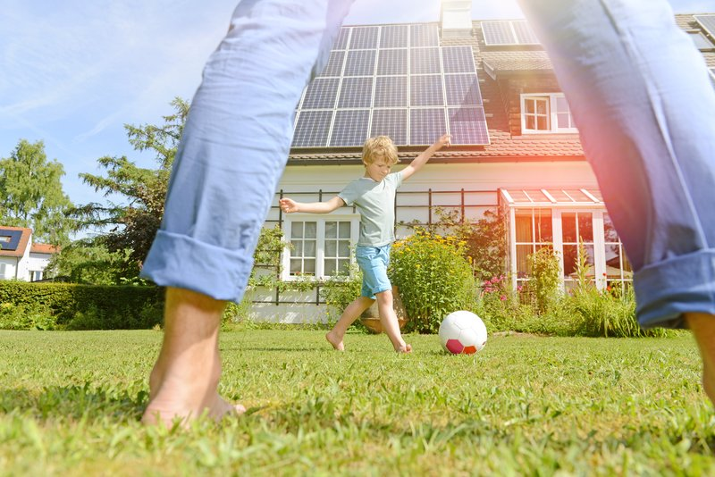 So fördert die KfW Photovoltaik-Anlagen